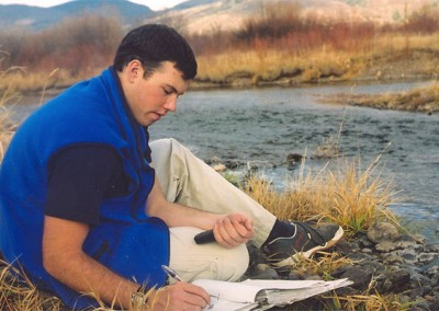 Carter - Led a group of students that worked with local and state government to protect 185 acres along the Yampa River.