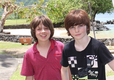 Josiah & Ridgely