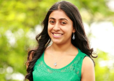 Deepika - Creator of a low-cost, practical way to filter contaminated water.