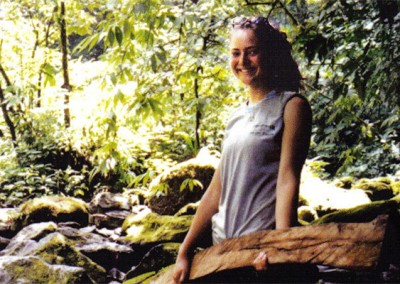 Phebe - Founded Change the World Kids, a non-profit group that has raised over $100,000 to protect nearly fifty acres of critical rain forest habitat in Costa Rica.